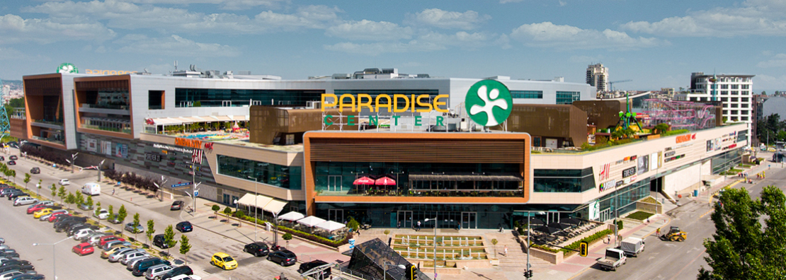 Paradise shopping center sofia