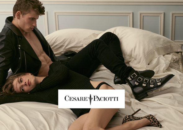 снимка: Съвременен флирт между класическо и модерно от Cesare Paciotti