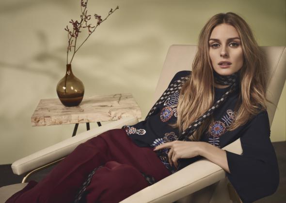 снимка: Оливия Палермо – моден посланик на Max&Co.