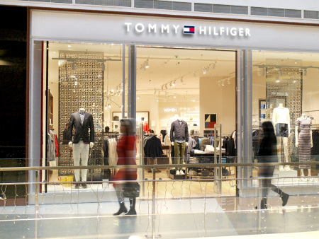 Picutre: Tommy Hilfiger opened doors in Paradise Center