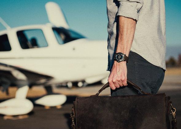 снимка: Breitling Aerospace Evo – стил и мощ в едно