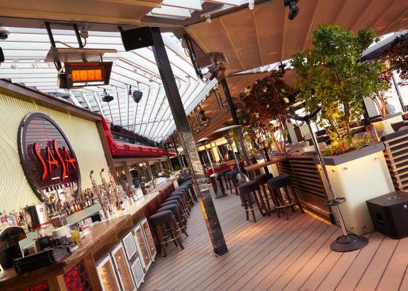 снимка: Sasa Asian Pub – изкушение за сетивата