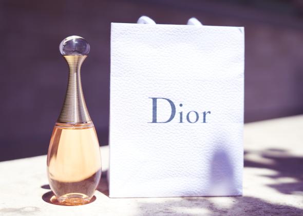 снимка: Сред блясъка и новостите на Dior