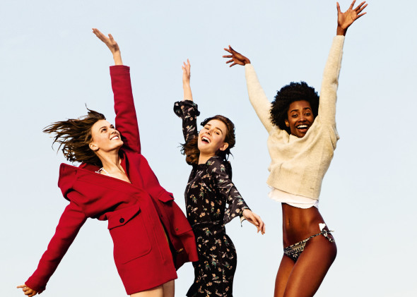 image: Happiness and boldness with Tom Tailor's new collection