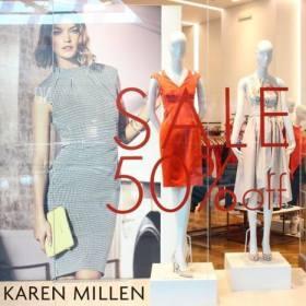 Снимка: До -50% НАМАЛЕНИЕ за твоя летен гардероб от Karen Millen