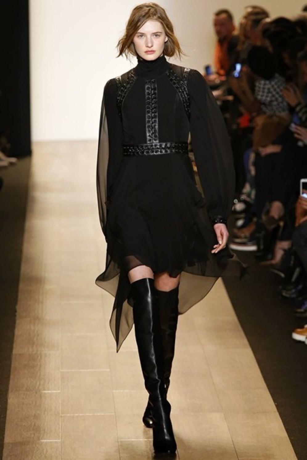 Bcbg max azria fashion show 2018 62
