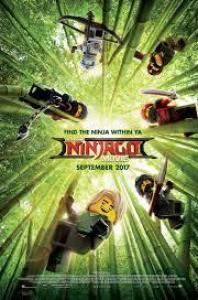 Снимка: Lego Ninjago: Филмът 2D