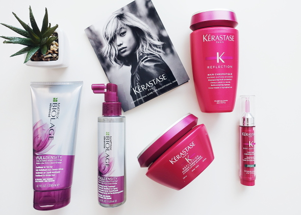 image: New professional hair products from L'Oreal