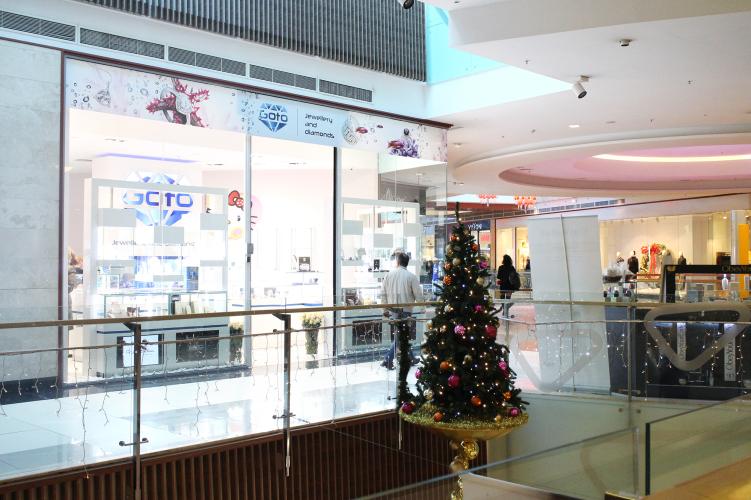 Снимка: Goto Jewellery and Diamonds отвори врати в Paradise center