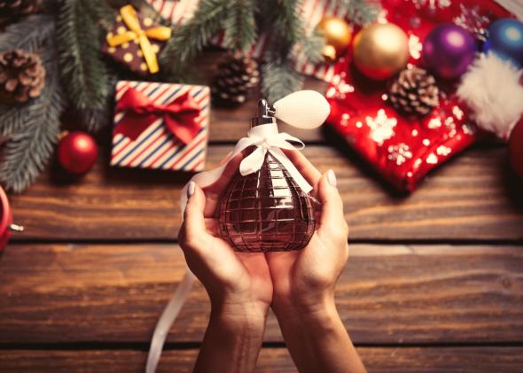 снимка: С аромат на Коледа и още нещо…