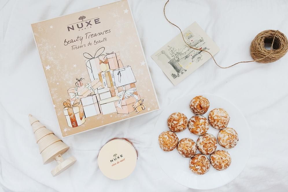 image: NUXE Tresors de Beaute treasure box