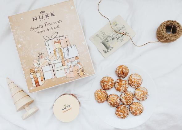 снимка: NUXE Tresors de Beaute кутия със съкровища