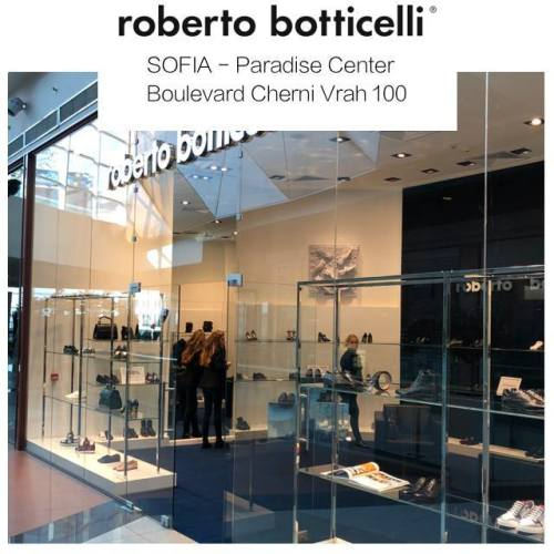 Снимка: Roberto Botticelli отвори врати в Paradise Center
