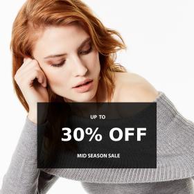 Снимка: Mid Season Sale до 30% в магазин Karen Millen
