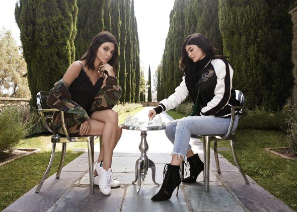 снимка: Forever 21 представя колекция Kendall + Kylie
