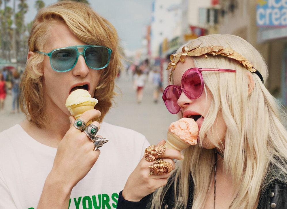 снимка: Opticlasa за тенденциите при слънчевите очила