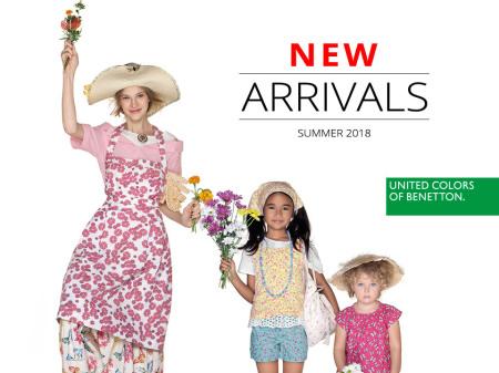 Picutre: Подготви се за лятото с United Colors of Benetton