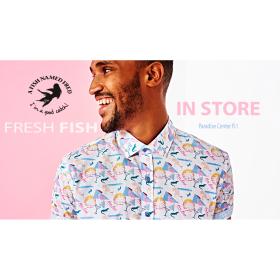 Снимка: A Fish Named Fred - символ на качество и стил