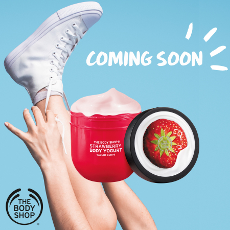 Picture: The Body Shop soon at Paradise Center