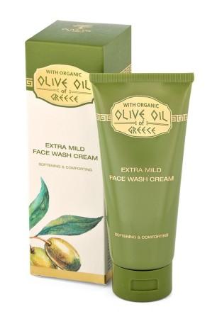 "снимка: Крем за измиване на лице ""Olive Oil of Greece"""