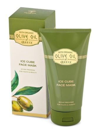 "снимка: Ледена маска за лице ""Olive Oil of Greece"""