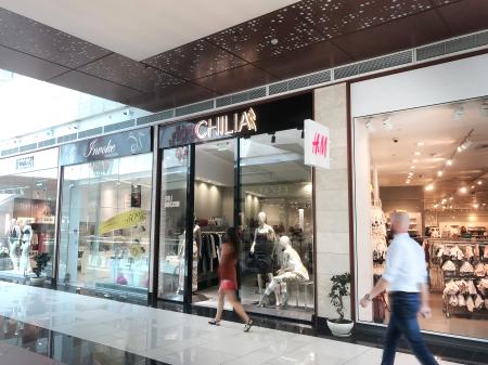Picutre: Луксозният италиански бранд Chilia отвори врати в Paradise Center!