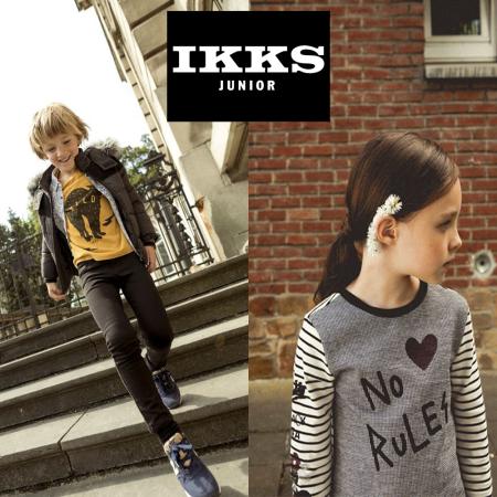 Снимка: IKKS Junior отвори врати в Paradise Center
