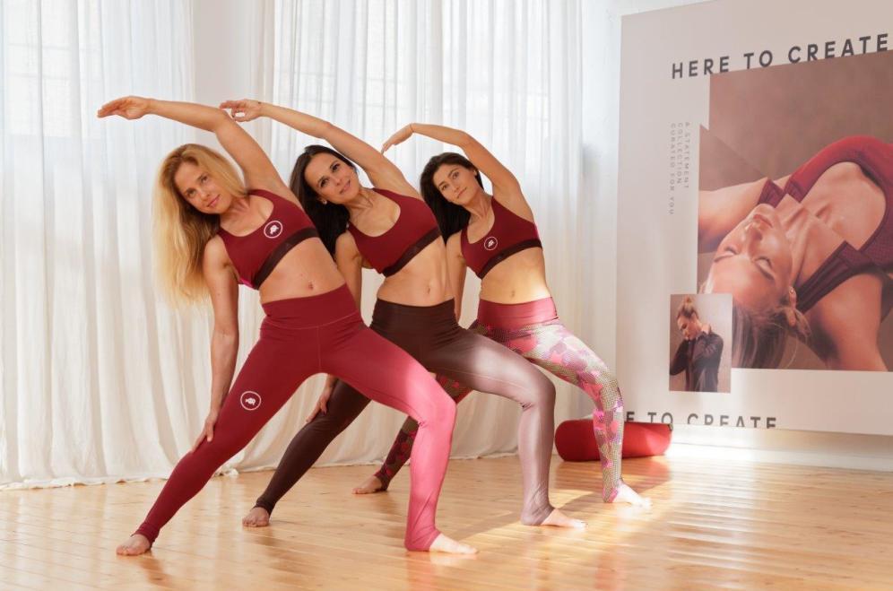 снимка: Statement Collection от adidas – за спортуващите дами