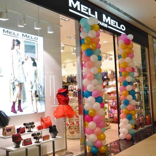 Снимка: Meli Melo отвори врати в Paradise Center