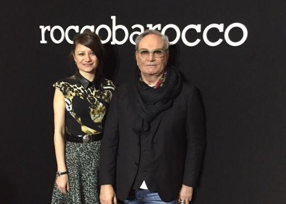 снимка: Световноизвестният дизайнер - Роко Бароко пристига в София през март