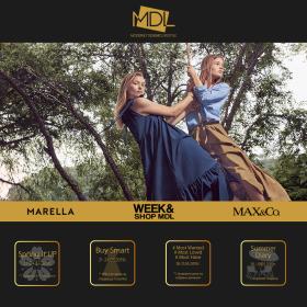 Picture: Моден календар с Week&Shop MDL, Marella и MAX&Co.