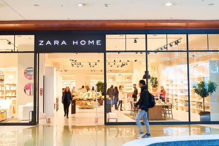 Снимка: Zara Home отвори врати в Paradise Center на ниво 0