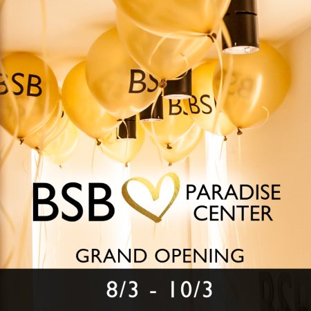 Picture: BSB shop opens at Paradise Center