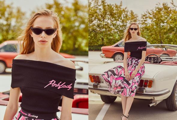 image: Summer Loving от PINKO