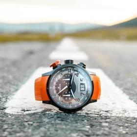 Снимка: Edox Swiss Watches, създаден  да издържи на най-екстремните състезателни условия