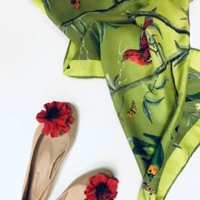 Снимка: Добавихме нови модели към пролетната ни колекция Aquamarine shoes