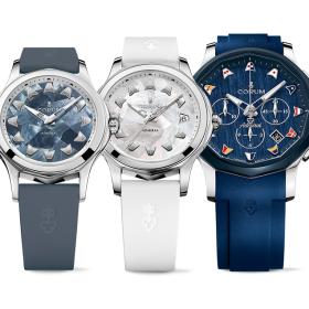 Снимка: Най- новите модели на швейцарската часовникарска марка CORUM вече Ви очакват в бутик AVI Center