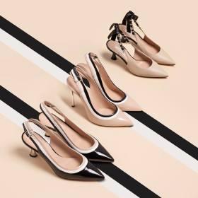 Снимка: Почувствайте пролетта с обувките на CASADEI в Pepina Gallery