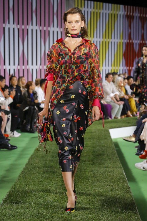 image: ESCADA SPRING 2019 READY-TO-WEAR