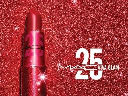 Picutre: Отбелязваме 25-тата годишнина на линия VIVA GLAM с ексклузивно издание на червило VIVA GLAM I - M·A·C Cosmetics