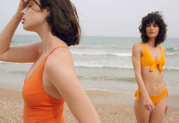 снимка: Живот  на плажа с H&M