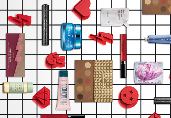 image: Hot, desired and exclusive by Sephora