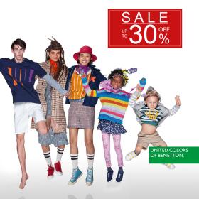 Снимка: До 30% НАМАЛЕНИЕ в Benetton!!