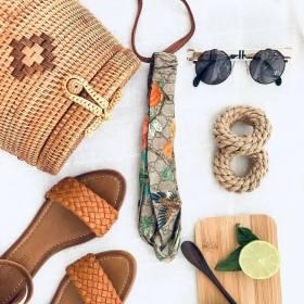 Снимка: В разгара на слънчевите дни ви представяме нови модели сандали Aquamarine