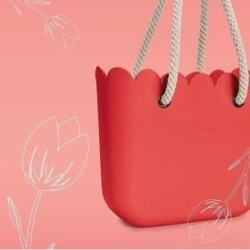 Снимка: Открийте новата форма O bag tulip в O bag store, Paradise Center, ниво 0