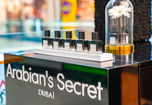 снимка: В търсене на уникалните аромати - Arabian's Secret