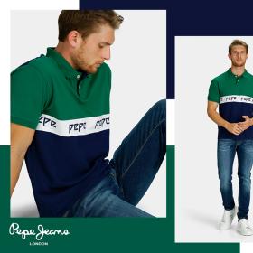 Снимка: Колекция Есен-Зима 2019 на Pepe Jeans London съчетава класически дизайни с ретро лого от 80-те и цветни детайли