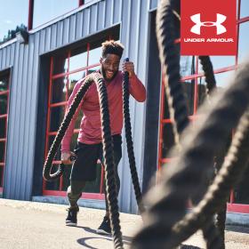Снимка: Under Armour фитнес тест