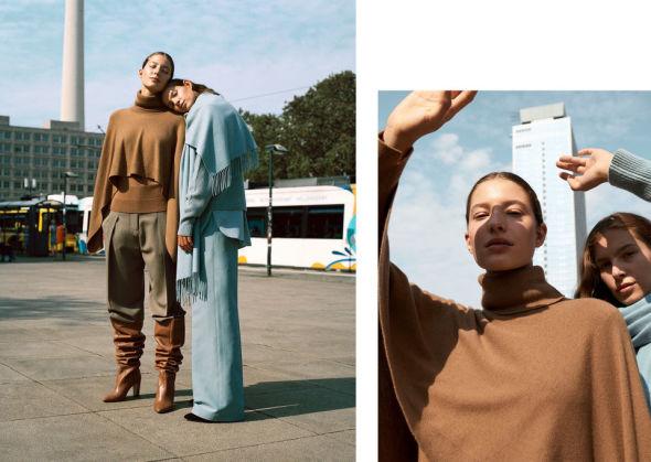 image: Нови дрехи за есента от H&M – елегантни, модерни, нежни.