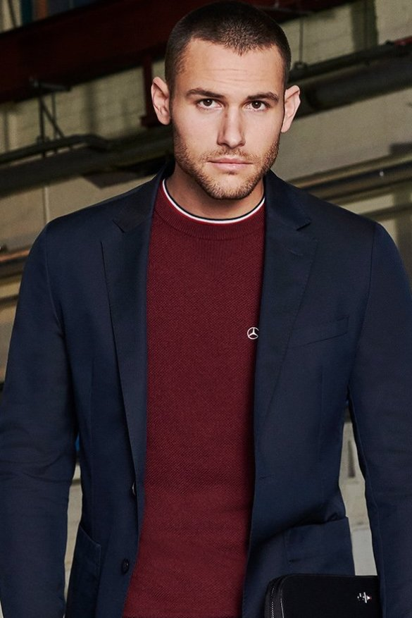 image: TOMMY HILFIGER PRESENTS THE SECOND CAPSULE  COLLECTION TOMMY HILFIGER X MERCEDES-BENZ